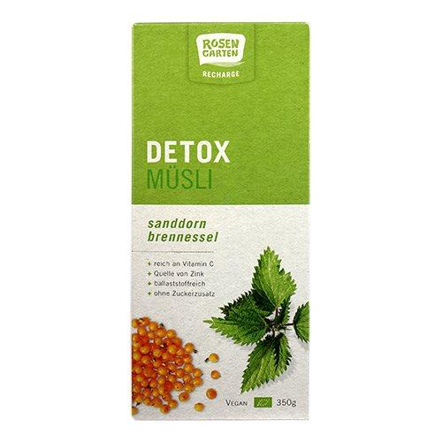Image of   Detox Mysli havtorn & brændenælder Øko - 350 gram