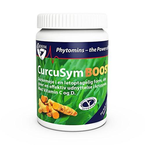 Biosym CurcuSym Boost (60 kaps)
