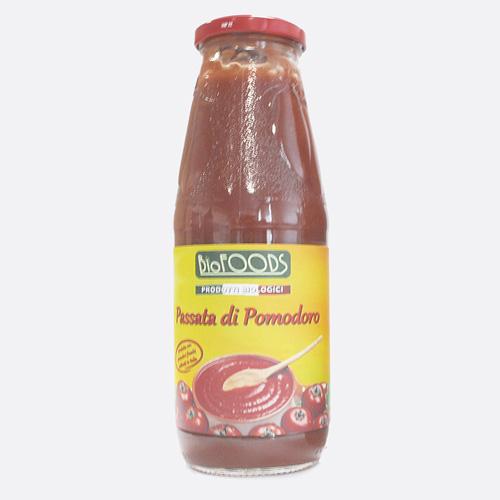 Image of   Tomater mosede Økologiske - 680 gram