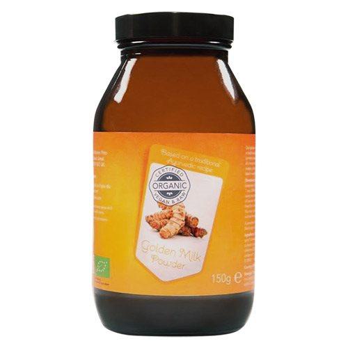Image of Golden milk pulver Økologisk - 150 gram