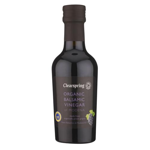 Image of Balsamisk eddike fra Clearspring Økologisk 250 ml.