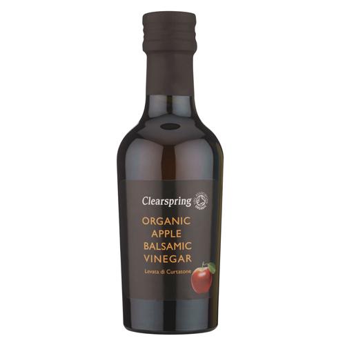 Image of Balsamisk æbleeddike Clearspring Øko - 250 ml.