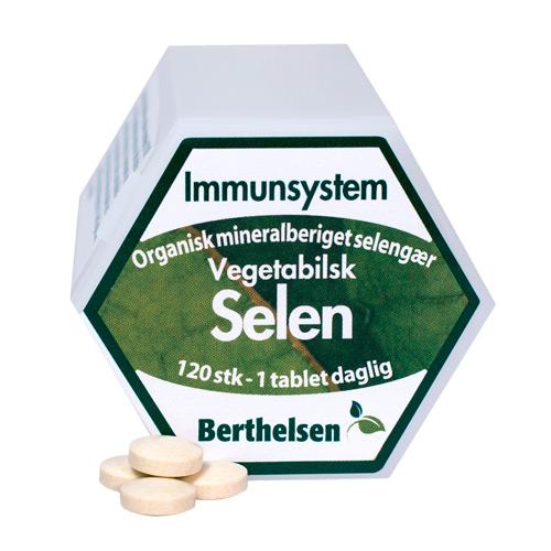 Image of Selen - 120 tabletter