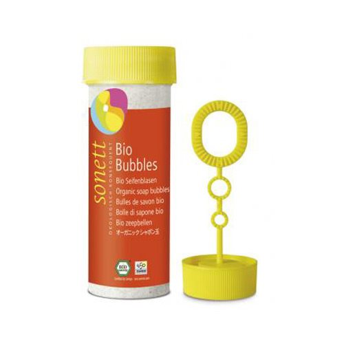 Image of   Sonett Sæbebobler - Bio Bubbles - 45 ml