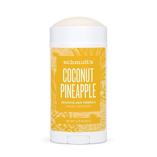Deodorant stick Coco Pineapple Schmidt´s - 92 gram