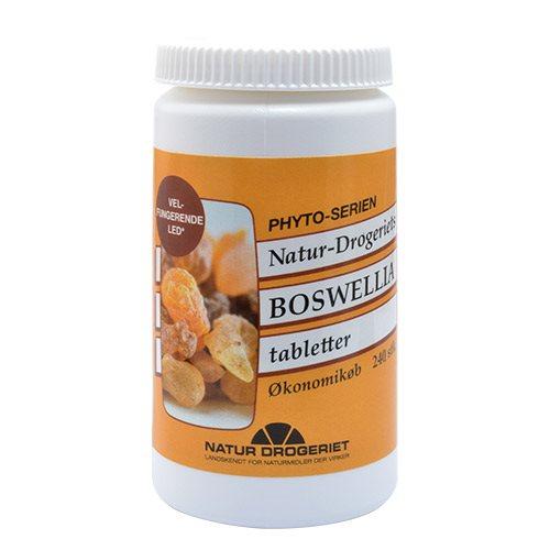 Billede af Natur Drogeriet Boswellia (240 tab)
