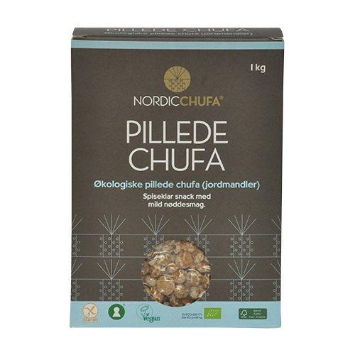 Pillede Chufa Økologiske - 1 kilo