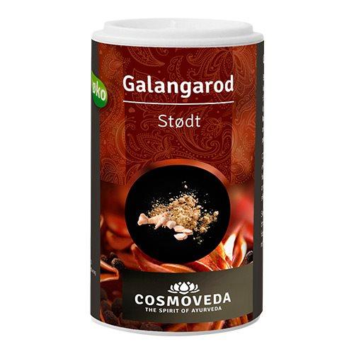 Image of   Galangarod pulver Økologisk fra Cosmoveda - 15 gr