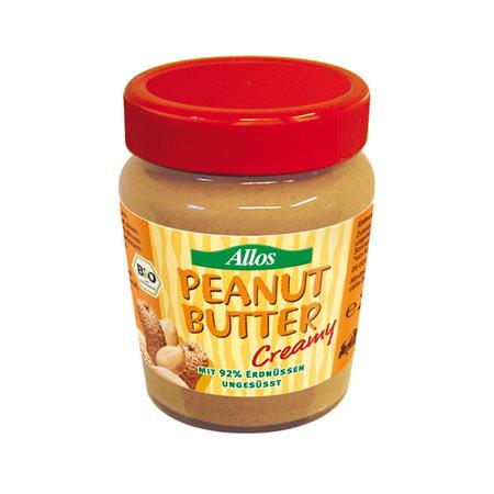 Image of Peanutbutter Creamy Økologisk fra Allos - 227 gram