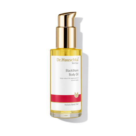 Image of   Dr. Hauschka bodyoil blackthorn - 75 ml.