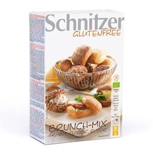 Schnitzer Brunch Bolle Mix Ø Gl.fri