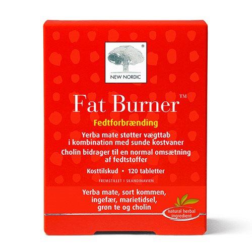Image of   New Nordic Fat Burner (120 tabletter)