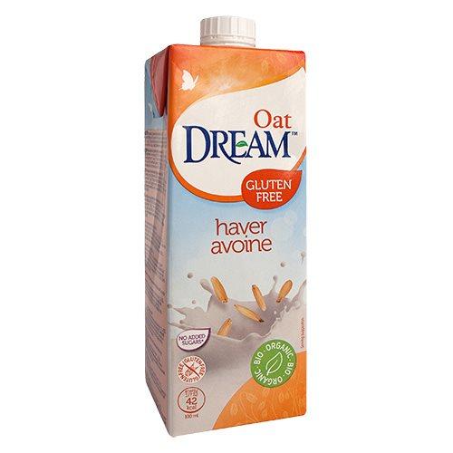 Image of   Oat Dream Økologisk havremælk - 1 liter