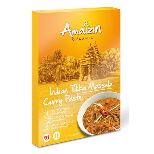 Image of   Amaizin Karry pasta Indian Massala Ø (80g)