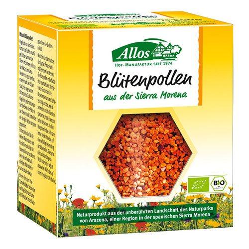 Blomsterpollen Bipollen Økologisk fra Allos 200gr