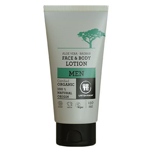 MEN Face & Bodylotion AloeVera & Baobab - 150 ml.