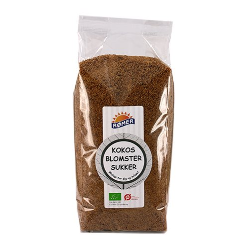 Image of Kokosblomst sukker Økologisk - 500 gram