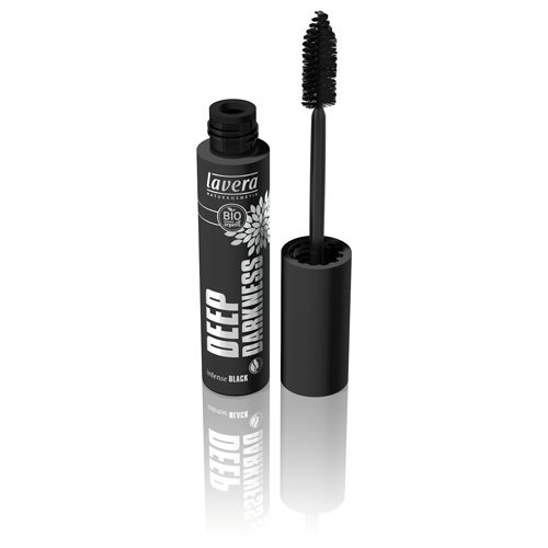 Lavera Deep Darkness Mascara Black - 13 ml.