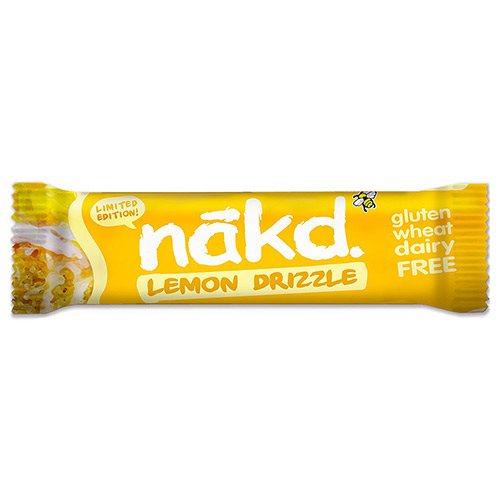 Image of Näkd Bar Lemon Drizzle (35 g)