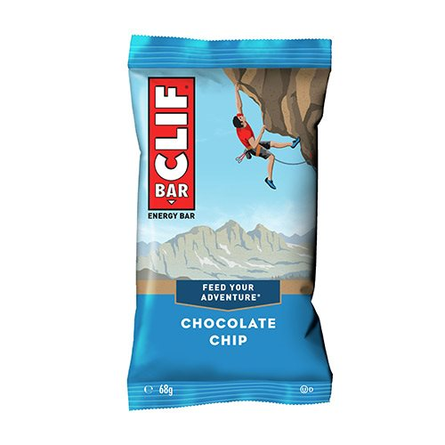 Image of Clif bar chokolate chip