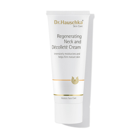 Image of   Dr. Hauschka Regenerating neck & décolleté - 40 ml