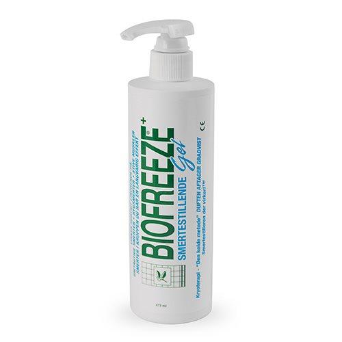 Image of   Biofreeze Behandlerflaske M Pumpe (473 ml)