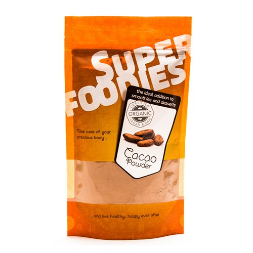 Image of Cacaopulver Økologisk Super Foodies - 100 gram