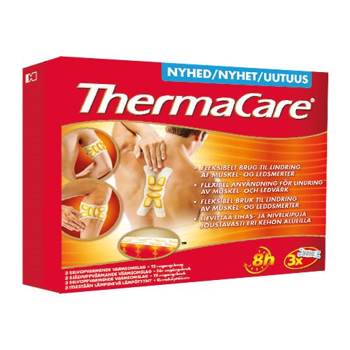 Image of ThermaCare flex indeholder - 3 stk.