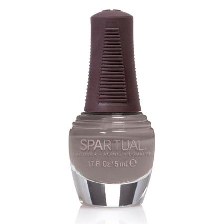 Image of Sparitual Mini-Neglelak lys beige brun - 5 ml.
