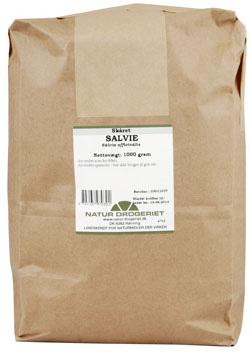Salvie skåret Natur Drogeriet - 1 kg.
