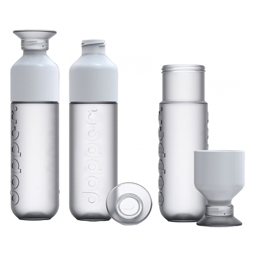 Dopper vandflaske hvid - 500 ml.