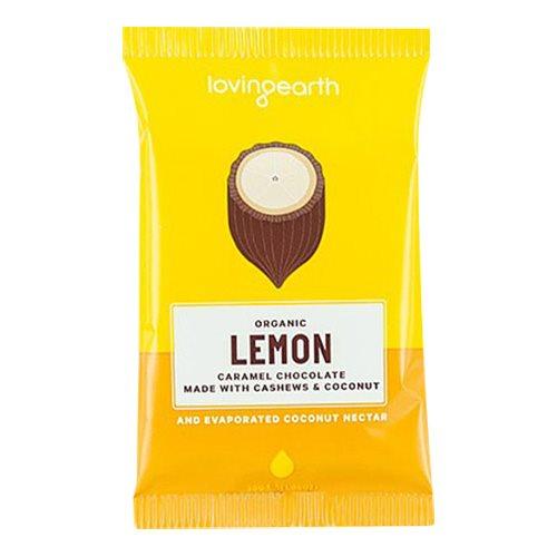 Chokolade Hazelnut 42% Lovin Earth Ø - 30 gram