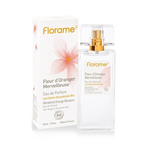 Florame Eau de Toilette Orange Blossom - 50 ml.