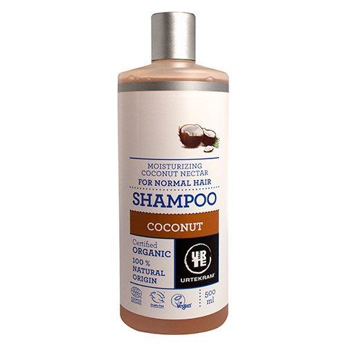 Billede af Urtekram Shampoo coconut (500 ml)