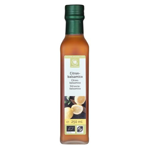 Image of Citron Balsamico fra Urtekram Økologisk - 250 ml