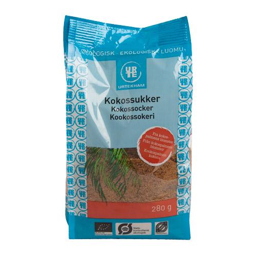 Image of Kokossukker økologisk fra Urtekram - 280 gram