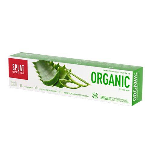 Billede af Splat ORGANIC Tandpasta m. tea tree oil + aloe vera (75 ml)