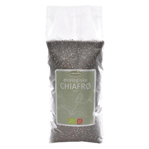 Chiafrø Økologiske - 500 gram