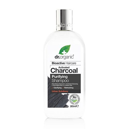 Dr. Organic Shampoo Charcoal Purifying (265 ml)