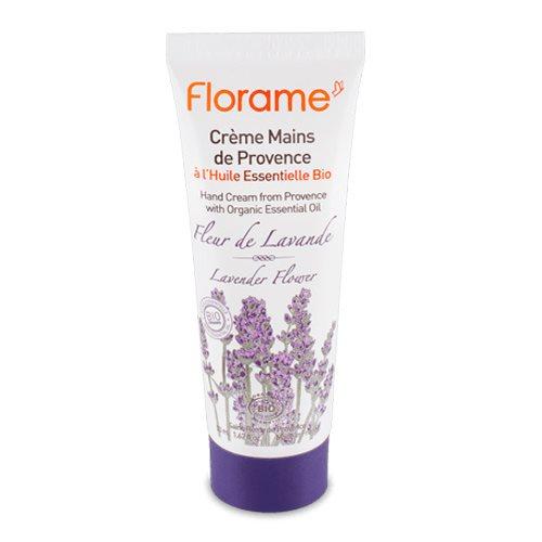 Florame håndcreme Lavendel Flower - 50 ml.