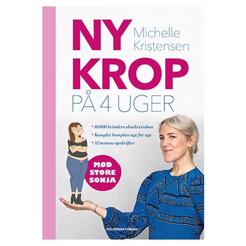 Image of   Michelle Kristensen: Ny krop på 4 uger (1 stk)