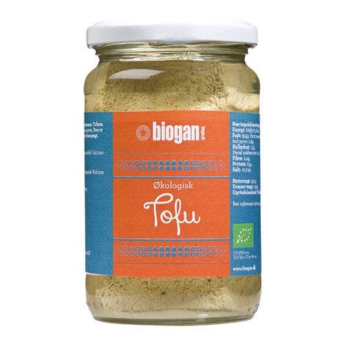 Biogan tofu fra Netspiren