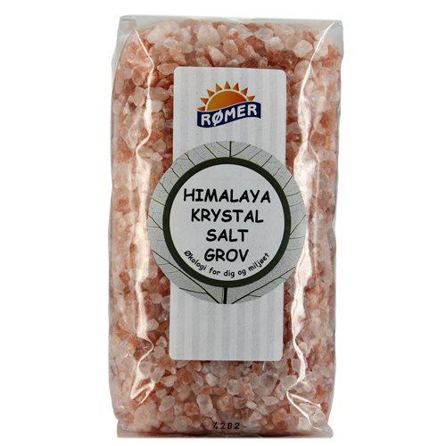 Image of   Himalaya krystalsalt groft fra Rømer - 500 gram