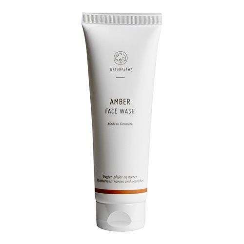 Image of   Naturfarm Amber Face Wash (125 ml)