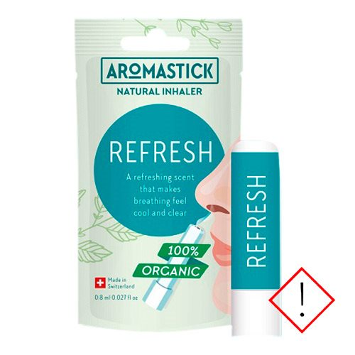 Image of   Organic Beauty AromaStick Refresh (1 ml)