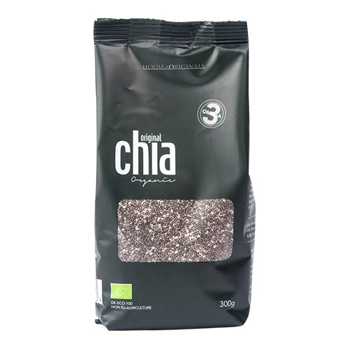 Original Chiafrø Økologiske - 300 gram