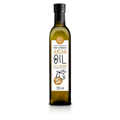 Arganolie øko koldpresset jomfru olie - 250 ml
