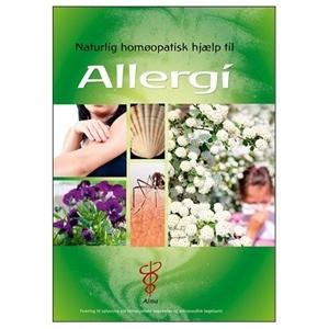 Image of Naturlig homøopatisk hjælp til Allergi - 1 stk