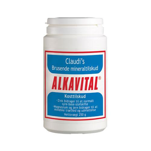 Alkavital - 250 gram