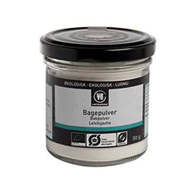Image of Bagepulver fra Urtekram økologisk - 80 gram